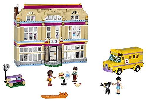 LEGO Friends 41134 - Heartlake Kunstschule (Lego Mini Modulars)