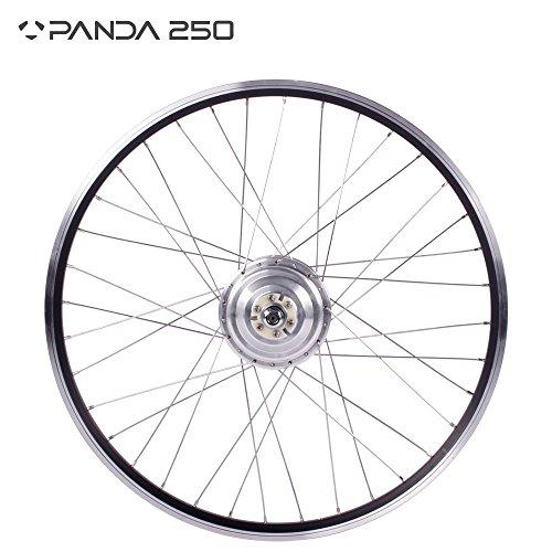 36V 250W 71,1cm ebike Kit de roue de vélo avant moteur électrique, type de câble standard toutes tailles disponibles (71,1cm 700C)
