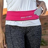 5e1a37074f Cintura da Corsa e fitness cintura, cintura con gancio portachiavi, a Flip  per iPhone