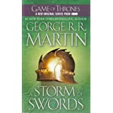 A Storm of Swords: Book Three of a Song of Fire and Ice (poche).
