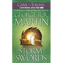 A Song of Ice and Fire 3. A Storm of Swords.