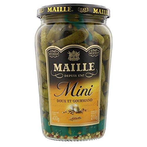 maille Cornichons minis, recette gourmande - ( Prix Unitaire ) - Envoi Rapide Et Soignée