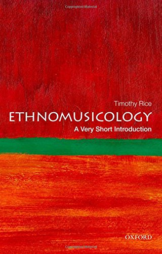 Ethnomusicology: A Very Short Introduction (Very Short Introductions)