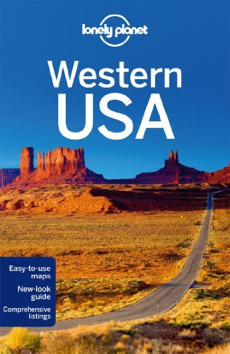 Lonely Planet Western USA (Travel Guide) by Lonely Planet (2014-05-01)