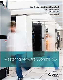 Mastering VMware vSphere 5.5 par [Lowe, Scott, Marshall, Nick]