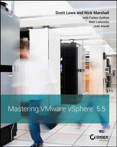 Mastering VMware vSphere 5.5 (English Edition)