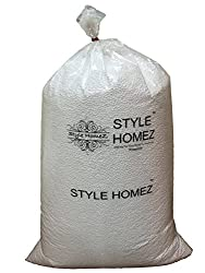 Style Homez SHRFWHT2 Premium Bean Bag Refill for Bean Bag 2 KG