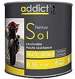 ADDICT PEINTURE SOL 0.5 L souris