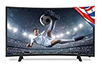 Cello C32229T2 32-Inch Curved LED Digital TV with Freeview T2 HD - Black