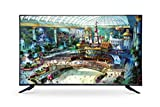 Hyundai 108cm (43 inches) 4K Ultra HD Smart LED TV HY4385Q4Z25 (Black) (2018 Model)