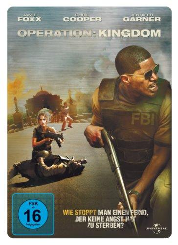Operation: Kingdom - Steelbook