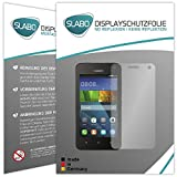 4 x Slabo Bildschirmschutzfolie Huawei Y3 Bildschirmschutz Schutzfolie Folie