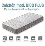 Homely Colchón de muelles Bico-bonell (90_x_190_cm)