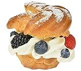 Hobbybäcker Hobby-Brand, ? Brandteig, Brandmasse, Brühmasse, ?Für Windbeutel, Churros, Eclairs, Krapfen, 400 g