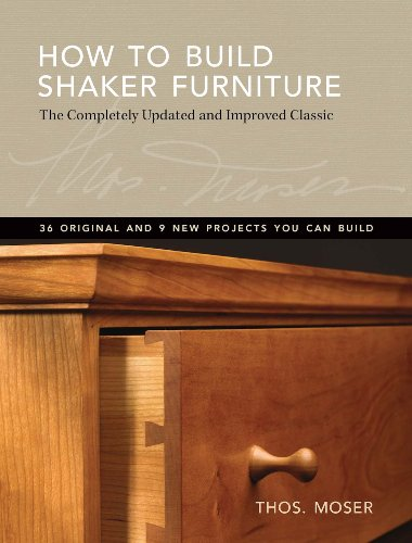 How To Build Shaker Furniture The Complete Updated Improved