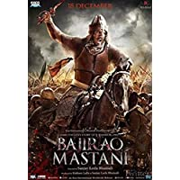 Ecommbuzz Bajirao Mastani, movie DVD