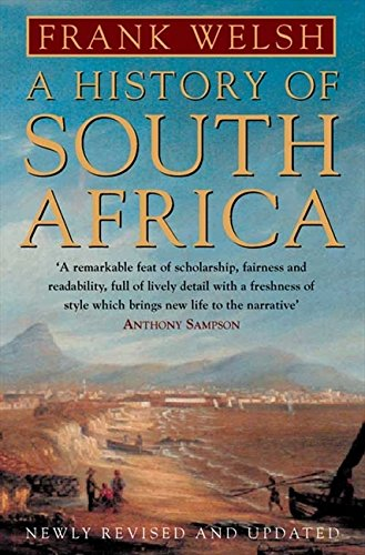 A History of South Africa por Frank Welsh