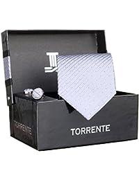 Torrente - Cravate Coffret Cofc55 Argent