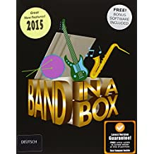 Band-in-a-Box 2015 Pro Mac (dt.)