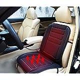 Auto calentador de asiento con calefacción de apoyo lumbar, Pad, climatizada Cojín, Hielo Frío Invierno pantalla para coches, camiones, furgonetas y SUV