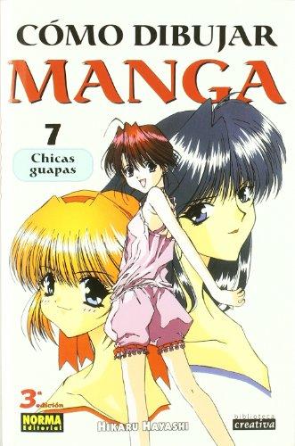 Como Dibujar Manga 7 Chicas Guapas / How to Draw Manga 7 Pretty Girls por Hikaru Hayashi