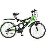 Hero Next 26T 18 Speed 18-inch Frame Sprint Bike (Green/Black)
