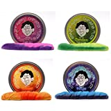 Crazy Aaron's Thinking Putty Hypercolours Small Tin (5cm) 4 Pack