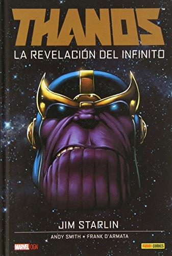 Thanos. La Revelación del Infinito por JIM STARLIN
