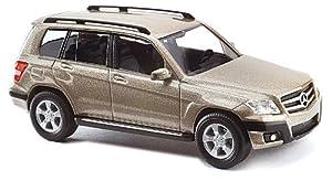 Busch 49755 MB Clase GLK Colección CMD - Vehículo en Color Beige