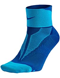 Nike Elite One Quarter-Socks Run Lightweight Multicolore