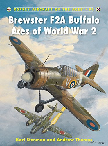 Brewster F2A Buffalo Aces of World War 2 (Aircraft of the Aces, Band 91)