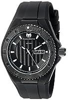 TechnoMarine TM-115168 - Reloj de Cuarzo para Hombres, Color Negro de Technomarine
