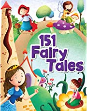 151 Fairy Tales - Padded & Glitered Book