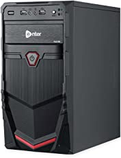 Electrobot Tower PC Assembled Computer Comes with Intel Core 2 Duo, 4GB DDR2 RAM, 160GB HDD for Home and Office PC (4GB/500GB)