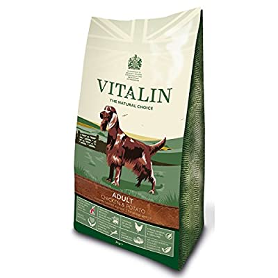 Vitalin Dog Food Natural Sensitive Lamb and Rice