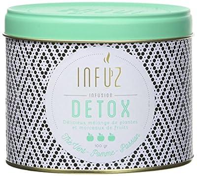 Infuz Détox Infusion 100 g - Lot de 3