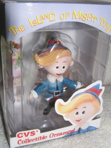 1999-cvs-limited-edition-herbie-or-hermey-the-elf-christmas-ornament-from-rudolph-and-the-island-of-