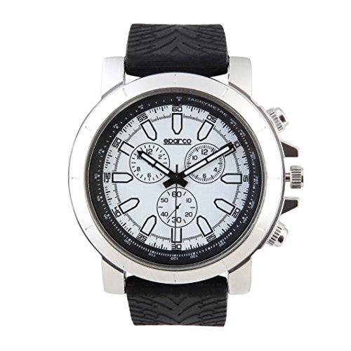 sparco-reloj-man-james-negro-42-mm