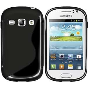 mumbi S-TPU Schutzhülle Samsung Galaxy Fame Hülle (NICHT für Fame Lite)