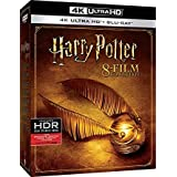Harry Potter Complete 8 Films 4K UHD Collection