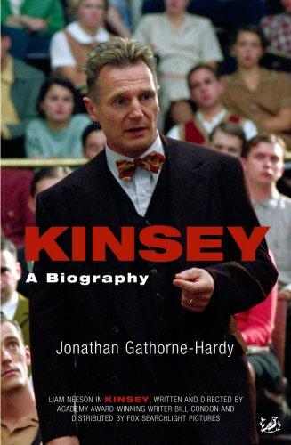 Kinsey: A Biography por Jonathan Gathorne-Hardy