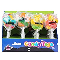Hoots Flower Lollypop Pack of 6