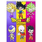 5a788036017e7 Clairefontaine 812802C - Un Bloc de coloriage Dragon Ball Super 21x29