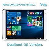 Teclast X98 plus 9.7 pulgadas Intel cereza Trail T3 Z8300 Dual OS Tablet PC 4GB de RAM 64 GB de máster Erasmus Mundus de Windows 10 y Android 5.1 WiFi / HDMI / Bluetooth 4.0 / OTG + protector de pantalla gratuito