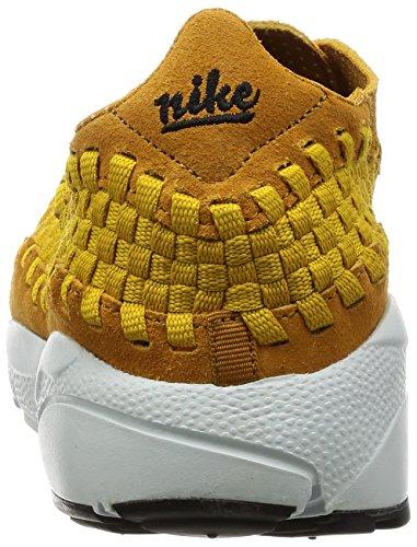 Sneaker Nike Air Footscape Woven nera Hellbraun (Dessert Ochre/Gold Dart)