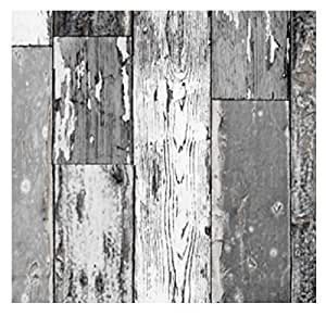 klebefolie scrapwood dunkel grau 67 5x200 cm. Black Bedroom Furniture Sets. Home Design Ideas