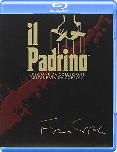 Il Padrino - La trilogia [Blu-ray] [IT Import]