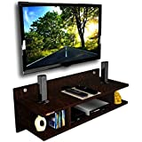 "A10Shop Sigma Neo Tv Unit Display Storage Cabinet (32"" Wide/ Wenge Finish)"