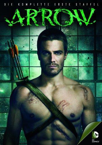 Bild von Arrow - Die komplette erste Staffel [5 DVDs]