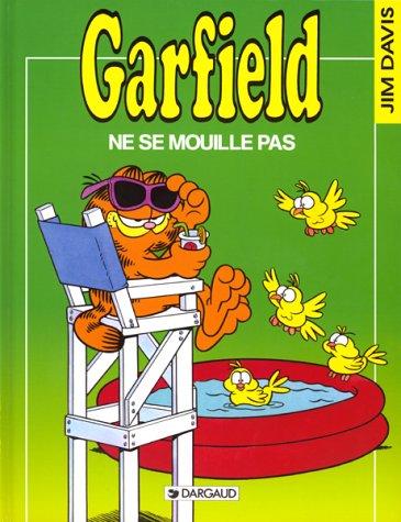 Garfield, tome 20 : Garfield ne se mouille pas